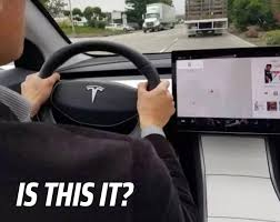 our clearest look yet at what it u0027s like to drive a tesla model 3