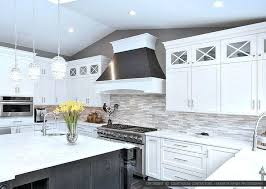 latest kitchen backsplash trends grey and white kitchen backsplash ideas grey subway tile black and