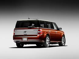 ford crossover 2007 file 2009 ford flex one quarter perspective jpg wikimedia commons