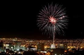 list of fourth of july fireworks shows in and around el paso