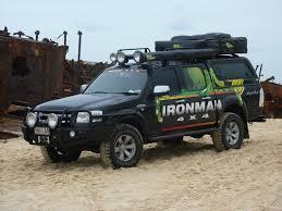 ranger pj pk 2006 2011 3 0l tdi diesel snorkel ironman 4x4