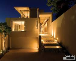 Outdoor Garage Lighting Ideas Latest Photo Contemporary Exterior And Garage Lighting Design
