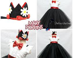 Halloween Costumes Mary Poppins Mary Poppins Costume Etsy