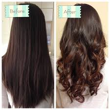 loose curl perm long hair how to treat the hair after smoothing hair smoothing treatment how