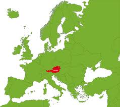 Austria Map Austria Map With Cities Blank Outline Map Of Austria