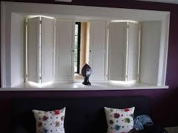 Folding Window Shutters Interior Best 25 Interior Wood Shutters Ideas On Pinterest Indoor Window