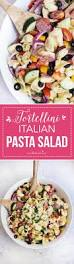 Simple Pasta Salad Recipe Easy Tortellini Italian Pasta Salad I Heart Nap Time
