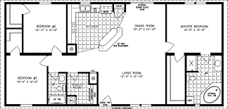Floor Plans For 1500 Sq Ft Homes Pleasant Valley Modular 1509 Sq Ft Cascade A Floor Plan Dream