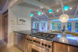 Kitchen Ceiling Pendant Lights by Modern Kitchen With Pendant Light By Chic On The Cheap Zillow