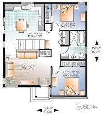 small open concept house plans modern open concept house plans