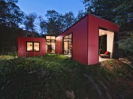modern cottage design hill maheux cottage quebec canada adventure journal