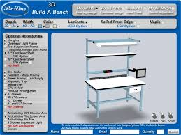Proline Keyboard Bench Pro Line Workbenches