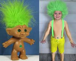 jennuine by rook no 17 easy troll doll halloween costume