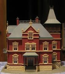 amazon com dollhouse miniature 1 144 scale victorian mansion kit