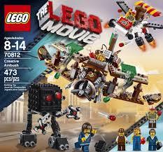 lego the lego movie 70812 creative ambush mattonito