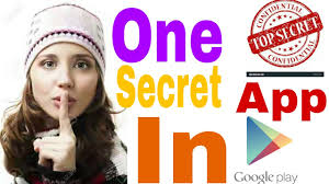 one secret on playstore one secret on play store for