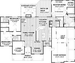 country house plan 3 bedroom 3 bath country house plan alp 023p allplans com