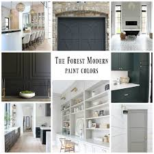 what paint color goes best with gray kitchen cabinets all the paint colors in our home the house of silver lining