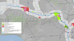 Continental Divide Map Maps And Guides Los Angeles River Revitalization