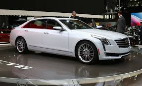 Cadillac Ciel Price Range 2016 Cadillac Ct6 Photos And Info U2013 News U2013 Car And Driver