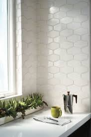 White Glass Tile Backsplash Kitchen Kitchen Best 25 Ceramic Tile Backsplash Ideas On Pinterest Kitchen