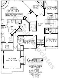 southwest style home plans casa asoleada house plan house plans by garrell associates inc