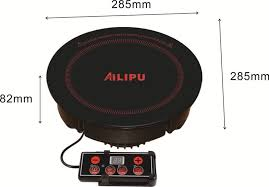 Smallest Induction Cooktop China Built In Round Small Size Mini Induction Cooker Model Sm