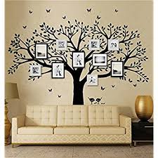 family tree wall decal butterflies and birds wall decal vinyl wall