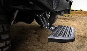 jeep bed in back bedstep amp research