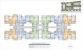 floor plan building aayush park veda ventures