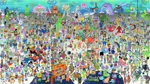 list of spongebob squarepants characters nickelodeon fandom