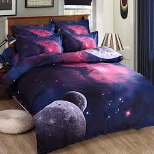 Galaxy Bed Set Galaxy Duvet Cover On Sale On Sctrending Buy Cheap Galaxy Bedding