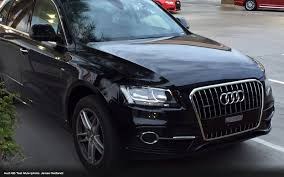 audi q5 2007 audi q5 b9 test mule spied in usa fourtitude com