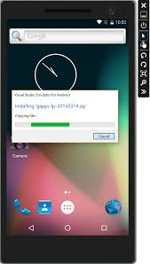 emulator for android visual studio emulator for android microsoft intune enrollment