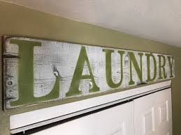Rustic Laundry Room Decor by Laundry Room Signs Rustique Signs Hand Crafted Rustic Wood Signs