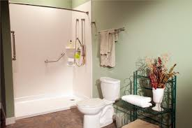 Barrier Free Bathroom Design by Barrier Free Showers Wheelchair Accessible Showers Handicap