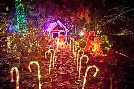 christmas tree solar lights outdoors christmas tree solar lights outdoors awesome 6 places to see the