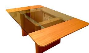 vintage vladimir kagan dining table chairish