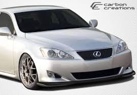 lexus is 350 drifting creations 106842 2006 2008 lexus is series is250 is350 carbon