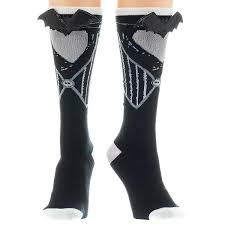 nightmare before s suit knee high socks at