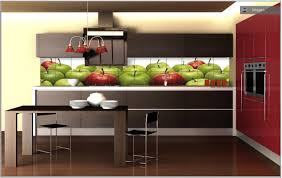 awesome red apple kitchen decor taste