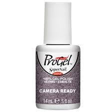supernail progel nail polish camera ready 14ml professional nails