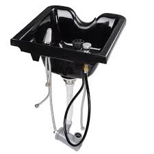 hair trap for salon sink shoo basin bowl w faucet neck rest hair trap basin tap and salons