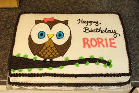 owl cake owl give you some cake tips inside brucrew