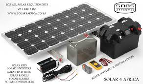 Panel Kit Homes by Solar 4 Africa 081 525 3464 Solar Power For Home U0026 Business