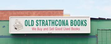 old strathcona books a second hand bookstore in edmonton