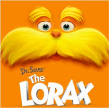 free dr seuss u0027the lorax u0027 coloring activity pages the
