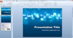 free marketing powerpoint template free powerpoint templates