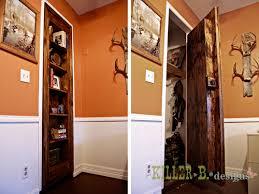 Bookcase Closet Doors Bookcase Door Hometalk