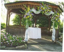 outside gazebo wedding decoration ideas gazebo ideas